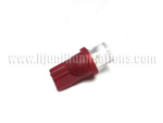 T10 Wedge Flat Red