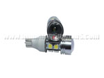 T10 10SMD 5050 + CREE 5W with lens