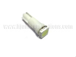 T5 Wedge SMD 5050 White