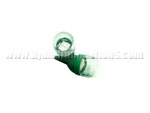T10 2SMD 5630 Green with Clear cover