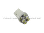 T10 8SMD 1210 tower White