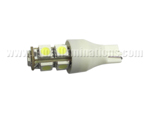 T15 9SMD 5050 tower White